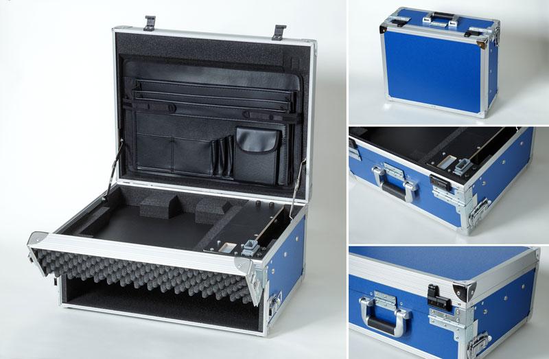 Individueller Gerätekoffer