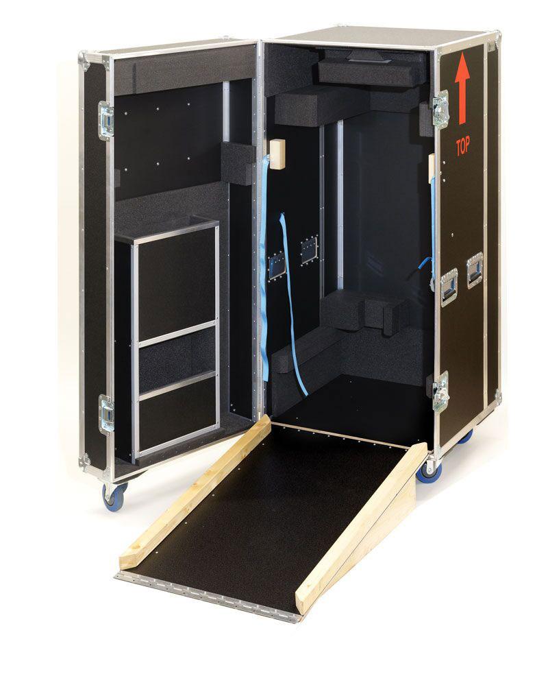 Transportkoffer für Geräte