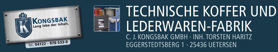 Kongsbak GmbH Technische Koffer und Lederwarenfabrik