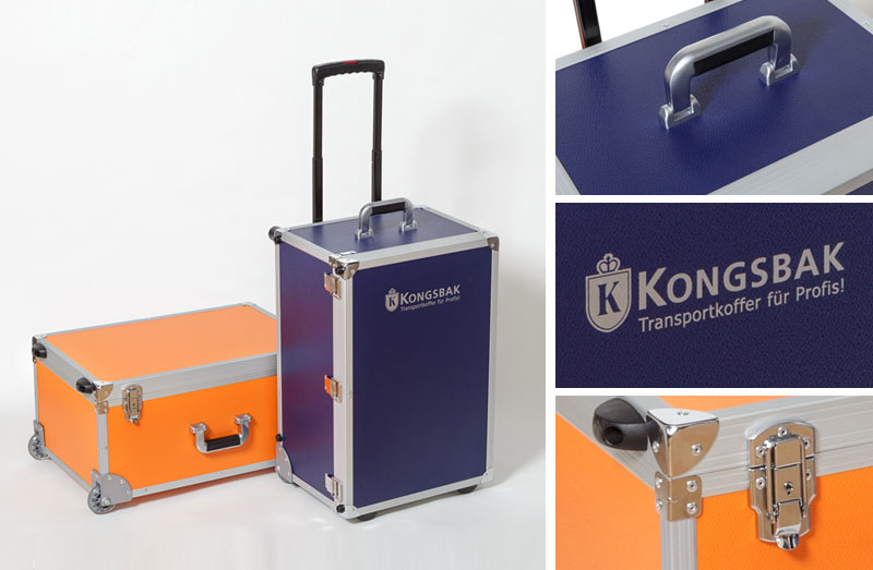 Transportkoffer Trolley