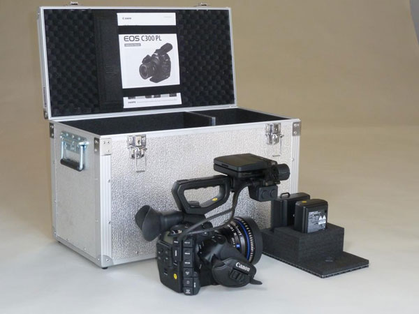 Gerätekoffer Kameraausrüstung