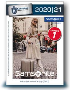 Samsonite Katalog Nr.1
