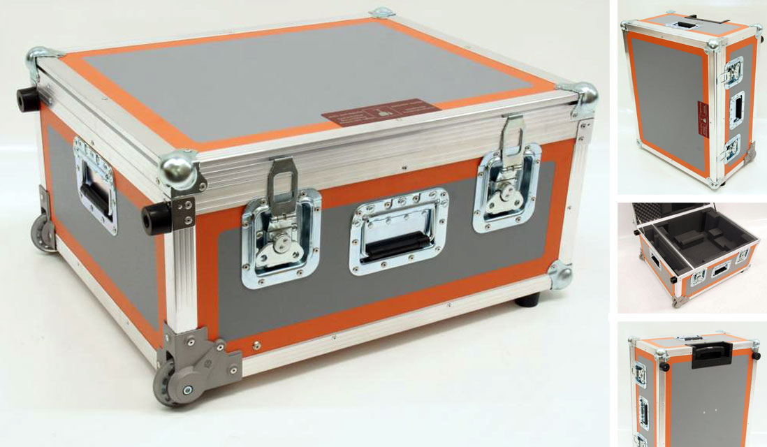 Flightcase Trolleykoffer